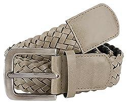 Jainsons Women's Belt (DTP_BELT_1056_1--36, Beige, 36)