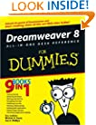 Dreamweaver 8 All-in-One Desk Reference For Dummies (For Dummies (Computer/Tech))