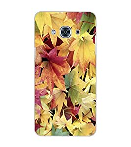SAMSUNG GALAXY J3 PRO FLOWERS Back Cover by PRINTSWAG