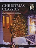 img - for Christmas Classics - Easy Instrumental Solos or Duets for Any Combination of Instruments: Bb Instruments (Bb Clarinet, Bb Tenor Saxophone, Bb Trumpet, & Others) book / textbook / text book