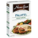 Near East Vegetarian Falafel Mix, 6-Ounce Boxes (Pack of 12)