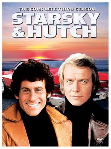 Cover art for  Starsky &amp; Hutch - The Complete Third Season