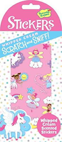 Peaceable Kingdom Scratch and Sniff Whipped Cream Scented Sticker Pack