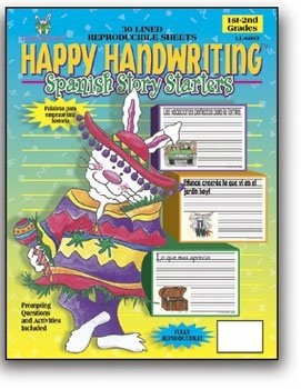 HAPPY HANDWRITING PAPER SPANISH S - Buy HAPPY HANDWRITING PAPER SPANISH S - Purchase HAPPY HANDWRITING PAPER SPANISH S (Barker Creek and Lasting Lessons, Toys & Games,Categories)
