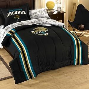 Jacksonville Jaguars Bed In a Bag by Northwest