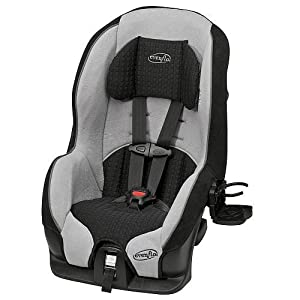 Evenflo Tribute DLX Convertible Car Seat - Geo