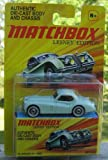 Matchbox 2010 Lesney Edition '54 Jaguar XK 120SE Die-Cast
