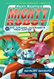 Ricky Ricotta's Mighty Robot vs. The Jurassic Jackrabbits From Jupiter (Book 5) - Library Edition