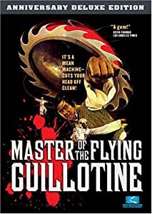 Master Of The Flying Guillotine (Two-Disc Anniversary Edition)