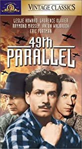 49th Parallel [VHS]