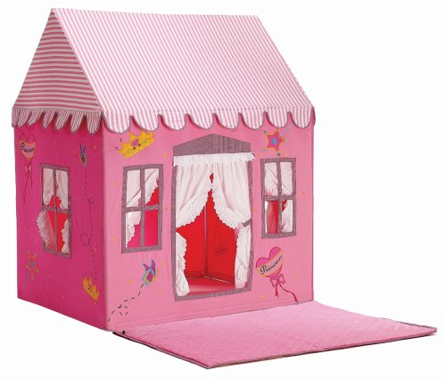 Dexton Feigi Princess Playhouse With Floor Quilt Set