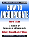 How to Incorporate: A Handbook for En...