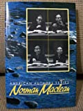 img - for Norman MacLean (Confluence American authors series) book / textbook / text book