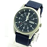 Seiko Men's SNZG11J1 5 Sports Blue Watch