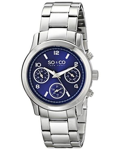 SO&CO Orologio 5012.2 Argentato