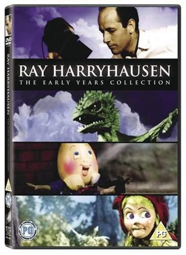 Ray Harryhausen: The Early Years Collection [DVD] [2006]