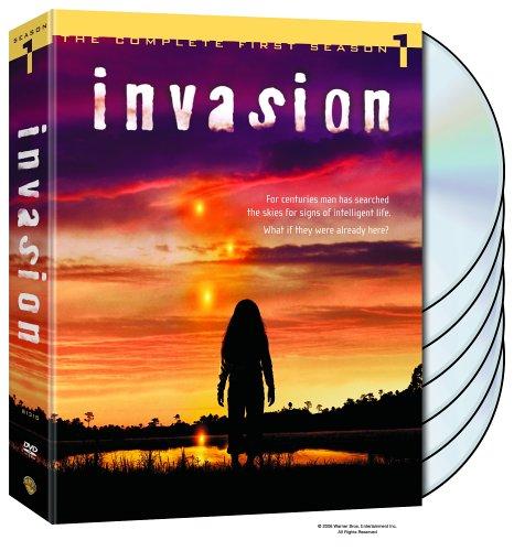 Invasion-the Complete Series [Edizione: Regno Unito]
