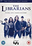 The Librarians - The Complete First Season 1 [DVD] [Edizione: Regno Unito]