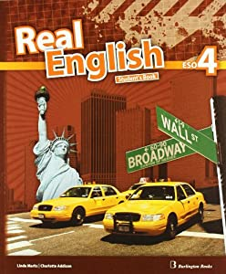 Real English. Student's Book. 4º ESO: Amazon.es: Vv.Aa