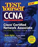 Inc. Syngress Media CCNA Cisco Certified Network Associate Test Yourself Practice Exams (exam 640-507)