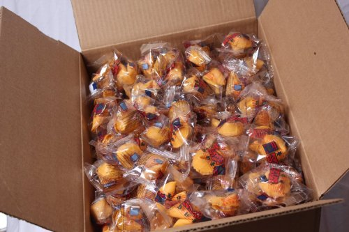 Golden Bowl Fortune Cookies, Vanilla Flavor, 350-count Box Picture