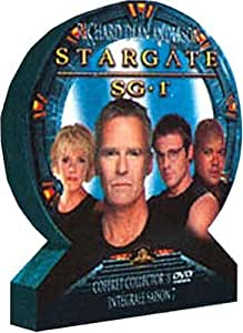 Stargate SG1 - L'Intégrale Saison 7 - Coffret 6 DVD