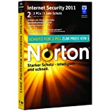 "Norton Internet Security 2011 - 2 PCs (Update auf 2012 inklusive)von ""Symantec"""
