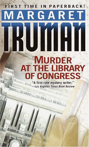 Image for Murder at the Library of Congress (Capital Crimes (Paperback))