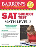 img - for Barron's SAT Subject Test Math Level 2 book / textbook / text book