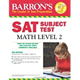 Barron's SAT Subject Test Math Level 2by Richard Ku M.A.