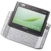 ソニー(SONY) VAIO UX50 ( CoreSolo U1300 512MB HDD30GB 無線LAN)[VGN-UX50]