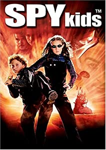 "Cover of ""Spy Kids"""