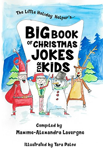 The Little Holiday Helpers Big Book Of Christmas Jokes For Kids by Maxime-alexandra Lavergne ebook deal