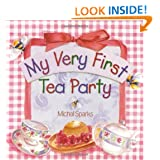 514MUZpnj2L. SL500 PIsitb sticker arrow big,TopRight,35, 73 OU01 SS160  My Very First Tea Party Board Book   $3.76!