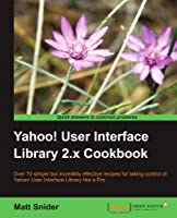 Yahoo! User Interface Library 2.x Cookbook ebook download