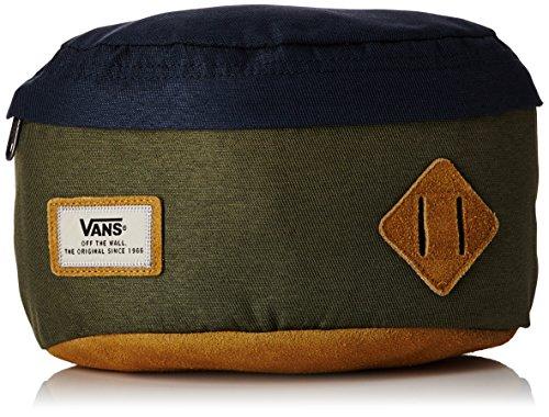 Vans Aliso Hip Pack - Borsa a tracolla Uomo, Verde (rifle Green), Taglia unica