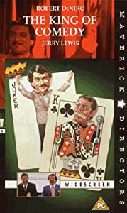 King of Comedy [VHS]