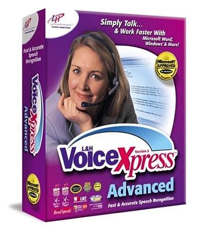 L&H Voice Express Advanced 5.0