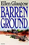 img - for Barren Ground book / textbook / text book