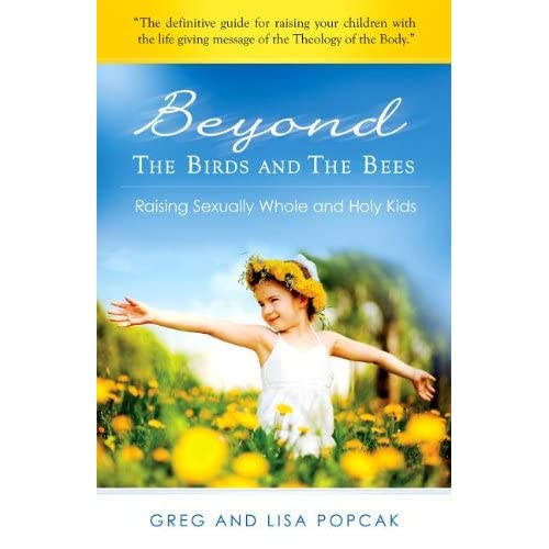 Parents will discover what it takes to raise truly godly and moral kids.  Addressing challenges from early childhood through young adulthood, Beyond the Birds and the Bee offers practical advice and even scripts for handling tough topics with your kids.  Rooted in Pope St. John Paul the Great's Theology of the Body and the psychology of moral development, this book will open your eyes and calm your nerves.  A must read!