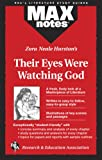 Their Eyes Were Watching God: (MAXNotes Literature Guides) (0878910530) by Hubert, Christopher A.
