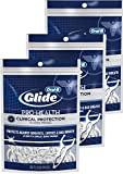 Glide Floss Picks (30 pc) (Pack of 3) by Oral-B