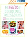 Big Book of Recipes for Babies, Toddl...