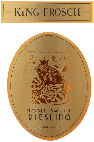 2011 King Frosch Dry Riesling Auslese 750 Ml