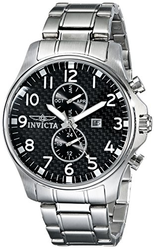 invicta-specialty-mens-quartz-watch-with-black-dial-chronograph-display-on-silver-stainless-steel-br