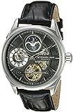 Stuhrling Original Men's 657.02 Delphi Analog Display Automatic Self Wind Black Watch