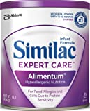 Similac Alimentum Hypoallergenic Formula, Powder, With Iron, 1-Pound (454 g) (Pack of 6)