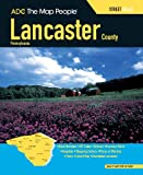 Lancaster County PA Street Atlas (Adc the Map People Lancaster County, Pa) (0841671745) by ADC The Map People