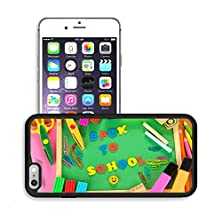 buy Luxlady Premium Apple Iphone 6 Plus Iphone 6S Plus Aluminum Backplate Bumper Snap Case Image Id 21245304 Small Chalkboard With School Supplies On Wooden Background Back To School