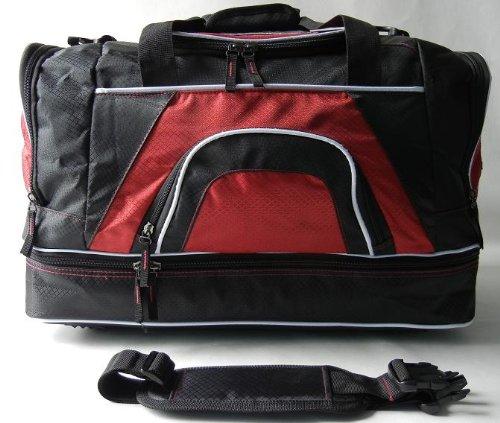 Nassfachtasche Reisetasche Sporttasche Umhängetasche